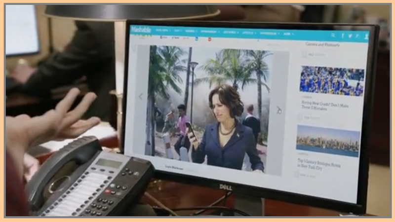 veep saison 2 hostages