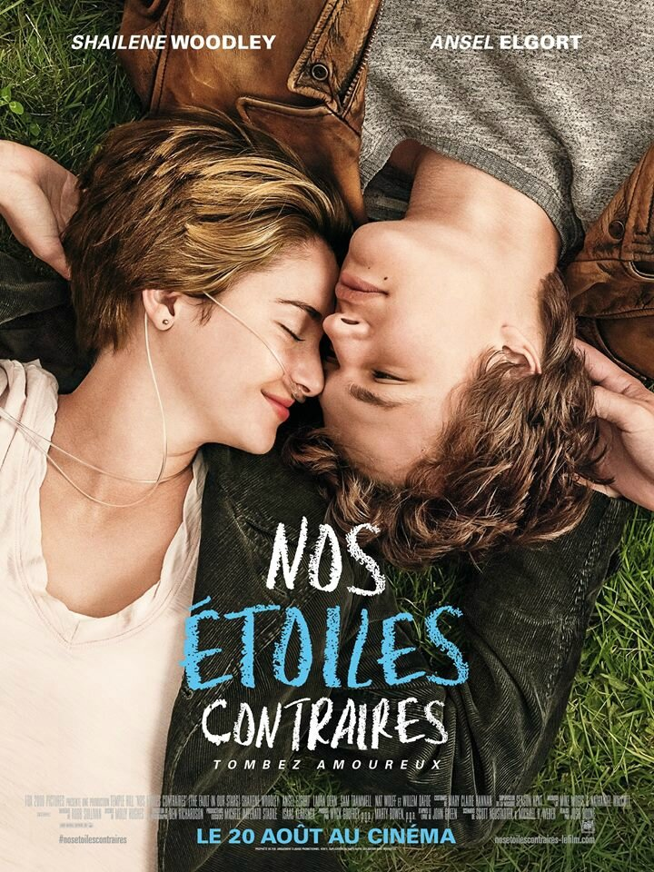 Nos étoiles contraires [le film] de Josh Boone (The Fault In Our Stars)