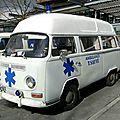 Vw combi ambulance 1967-1971