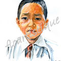 carte n° 26 - Mailla - enfant Garuda