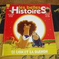 Le Lion et la Guenon