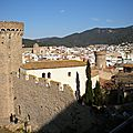 Costa Brava - Barcelone - Tossa del Mar - Girona - 8- 11 mars 196