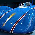 1956 - premier record du monde de vitesse automobile