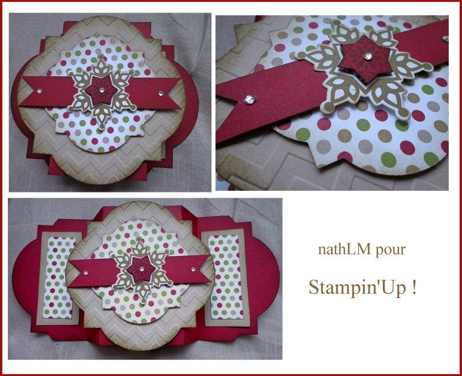 Exceptionnel Stampin'Up ! 2 réalisations - La vie en S.C.R.A.P. KT04