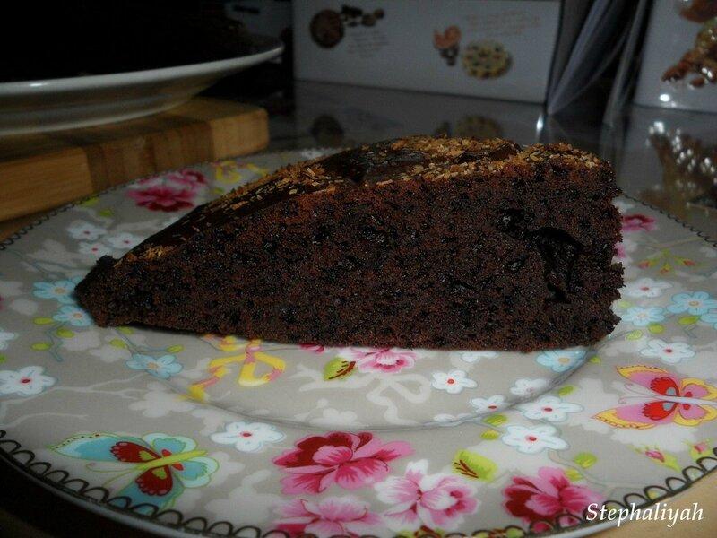 Sponge cake choco-coco - 3