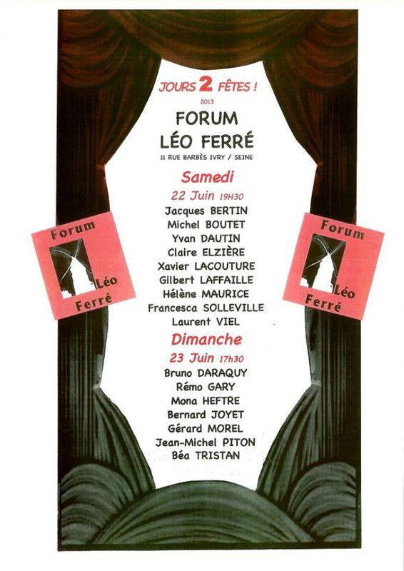 forum 22