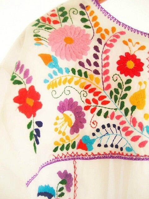 broderie mexicaine 1