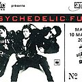 Psychedelic Furs - Mardi 10 Mars 1987 - Znith (Paris)