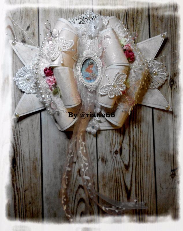 Carte noeud Mariage fille de Marianne 001 Bis