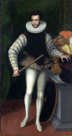 Francois d'Anjou, Kunsthistorisches museum