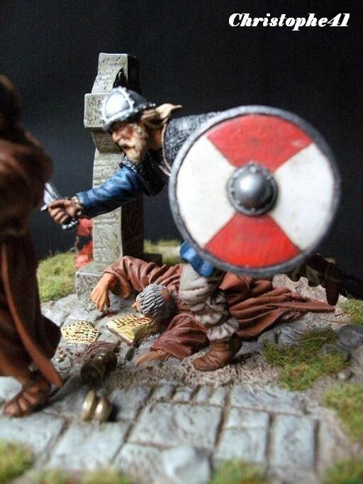 Raid viking sur Lindisfarne en 793 - PICT5546