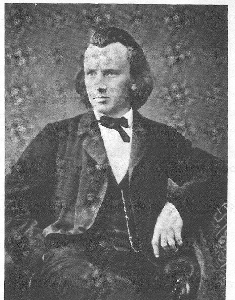 brahms (johannes) 1, 1833-1897 allemagne