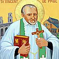 Le mois de saint vincent de paul