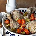 Mon waterzoï de poulet, un bon petit plat qui séduit tout l'monde