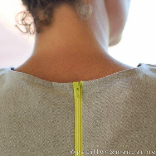 MelleBabydoll gris-jaune-3