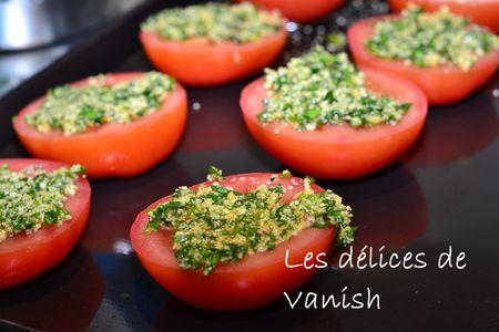 tomates provençales-plat typique-spécialité sud