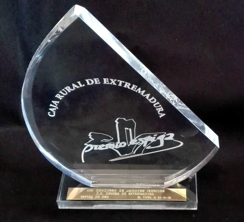 Prix Espiga de Oro au Jambon Pata Negra