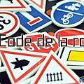 Tag # 7 code de la route