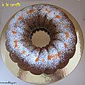 Deux cakes aux carottes / два морковных кекса
