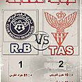 TAS vs RB