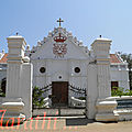 New Jerusalem Church, Tranquebar,Tamilnadu