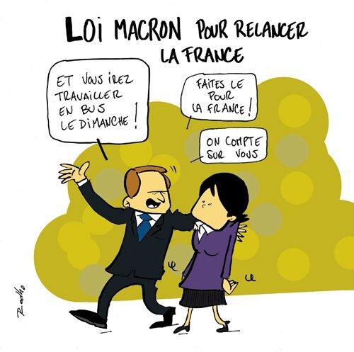 Macron,  lrem en images  ..... 101991805_o
