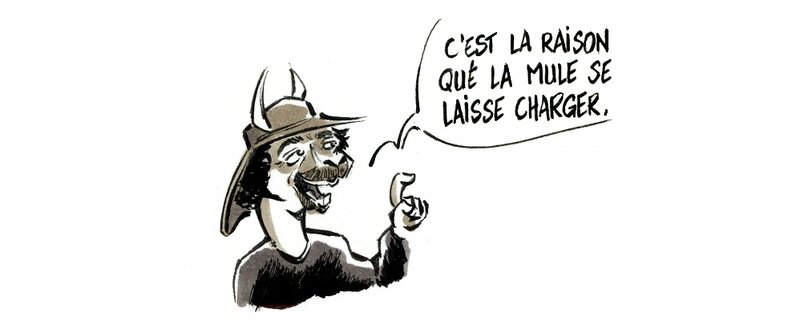 Charger les mules 2