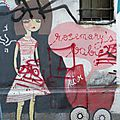 Street-art in savamala #2