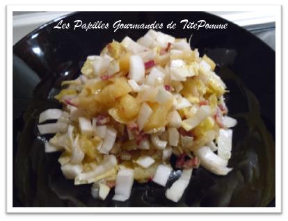 salade d'endive pomme et lardon-1