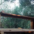 Structure bois flotte