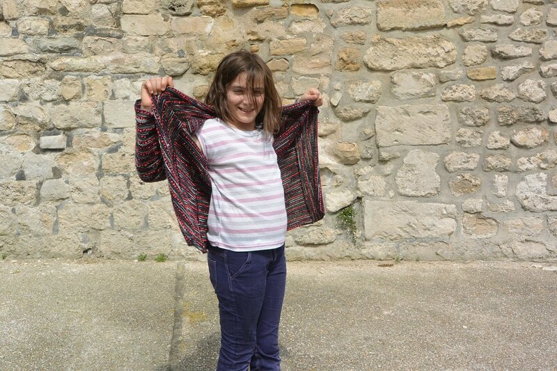 Gilet Canelle Teen Christelle coud (5)