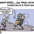 Panama papers : 1000 français accusés de fraude fiscale