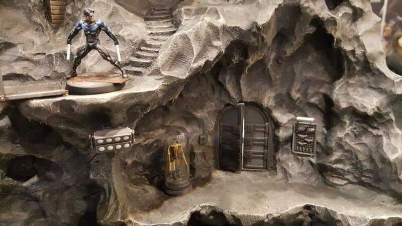 batcave monolith bostal scenery batman diorama essen 2017 (8)