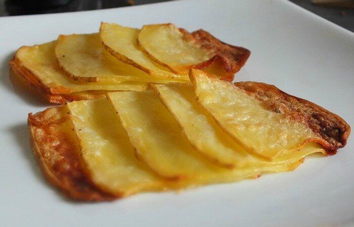 pommes de terre domino une chouette technique de cuisson blogs de cuisine. Black Bedroom Furniture Sets. Home Design Ideas
