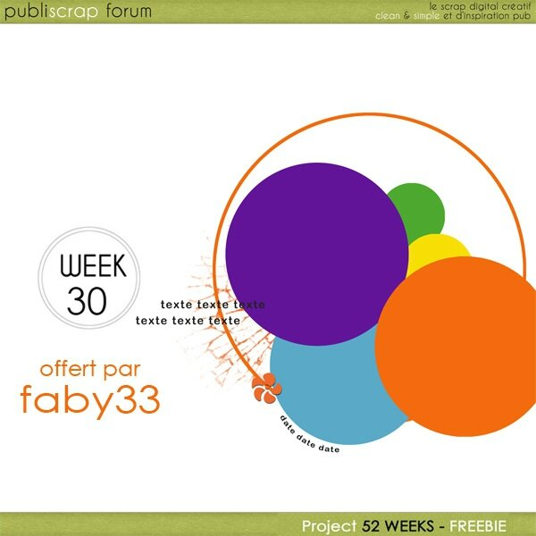 PBS 52 weeks faby33 preview semaine30