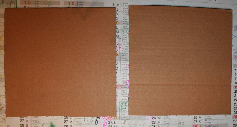 Souvent Ma DEMO : album en carton et papier - Mes SCRAPouillettes TH81