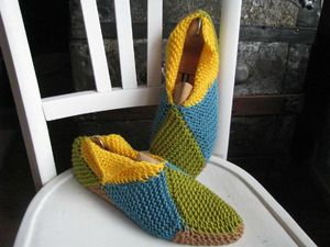 chaussons adulte001
