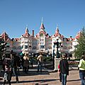 Disneyland resort paris 15.10.11