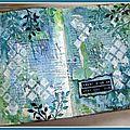 26ème page d'art journal
