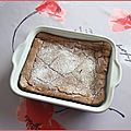 Le brownie de julie et lucie