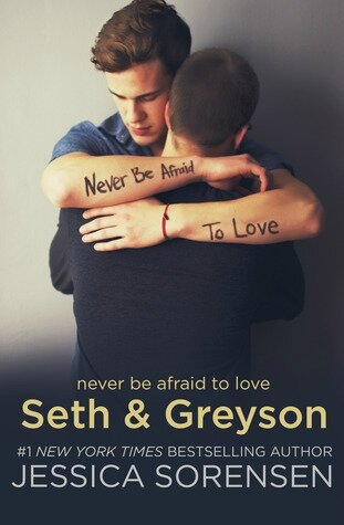 Seth & Greyson (The Coincidence #7) by Jessica Sorensen (M/M)