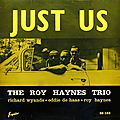 Roy Haynes Trio - 1960 - Just Us (Esquire)