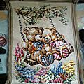 Broderie d'ours