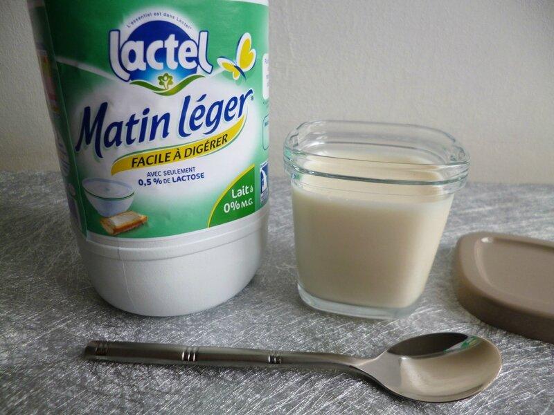 yaourts di t tiques maison pauvres en lactose avec matin. Black Bedroom Furniture Sets. Home Design Ideas