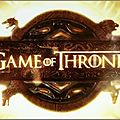Game of thrones [saison 3 - récapitulatif]