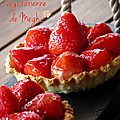 Tartelettes aux fraises...