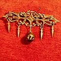 3 Broche steam punk - 5 €