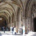 Burgos cloître