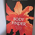 Body finder, de kimberly derting