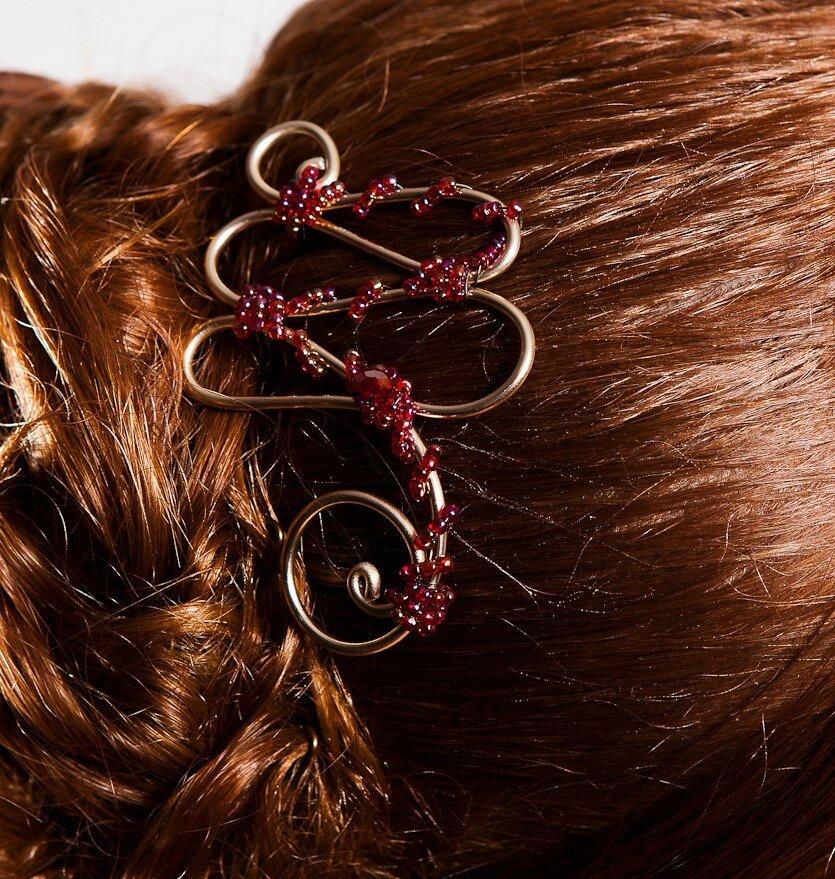 bijou cheveux LONA 04